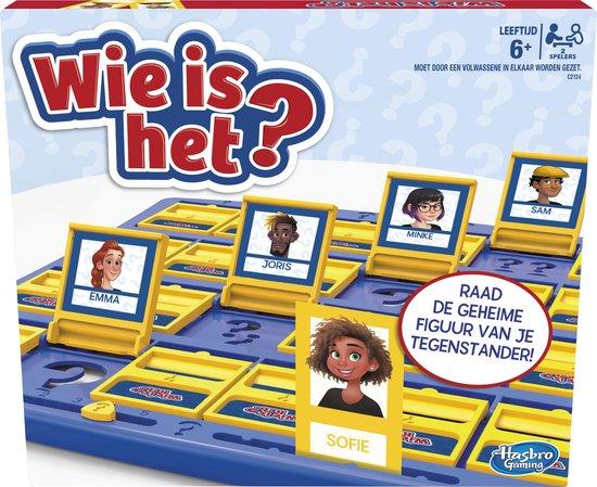 Hasbro Gaming Wie Is Het?