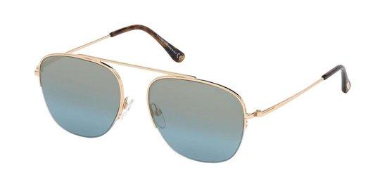 Tom Ford FT0667/S 28X heren zonnebril