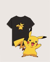 Pokemon t-shirt pikachu Maat 140