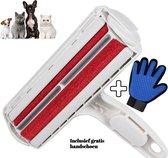 Pluizen en Haren Verwijderaar - Kleding Borstel & Roller – Pluizenborstel  – Pluizenverwijderaar – Anti Poils Animaux -Huisdier
