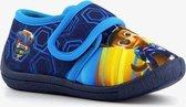 Paw Patrol kinder pantoffels - Blauw - Maat 25