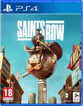 SAINTS ROW - Day One Edition - PS4