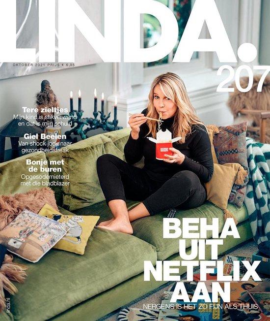 Afbeelding van LINDA.magazine - tijdschrift editie 207 - september 2021