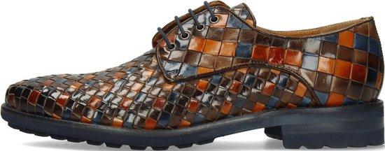 Melvin & Hamilton Heren Derby schoenen Brad 7