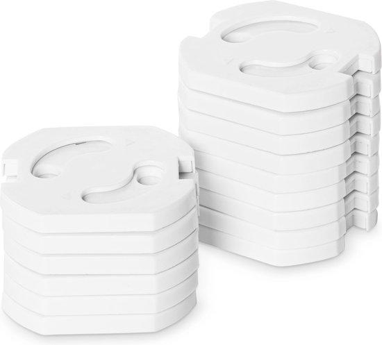 SENYO® Stopcontactbeveiliging - 20 stuks - Zelfklevende stopcontact beveiliging