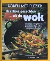 Heerlijke gerechten uit de wok