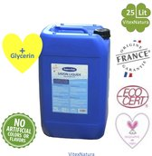 *Voordelig grootverkoop* Vloeibare zeep hypoallergeen in 25 Lit. kan. Zonder conserveer middelen, parfum, kleurstoffen.