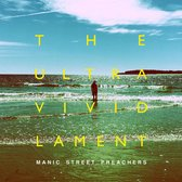 CD cover van The Ultra Vivid Lament van Manic Street Preachers