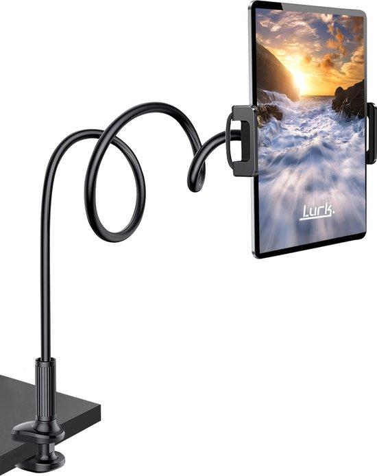 LURK® GIRAFFE Ergonomische flexibele tablethouder – Tablet standaard en...