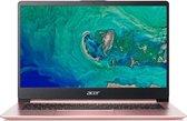 Acer Swift 1 SF114-33-C1EB - 14i FHD/CeleronN4020/4GB/64GB eMMC/UHD Graphics 600 /No ODD/Qwerty/Win10 Home/Pink