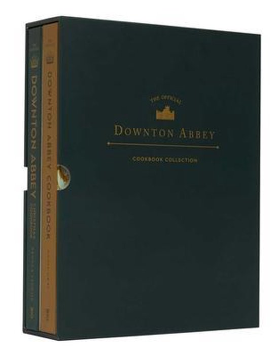 The Official Downton Abbey Cookbook Collection