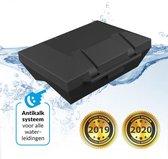 AlpinPro® Antikalksysteem Black Edition Uni-Pro – Voorkomt Kalkaanslag - Anti Kalk - Geschikt voor 10 t/m 42 mm leidingen