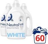 Neutral Wasmiddelpakket: Parfumvrij Wit, Zwart en Kleur - 3 x 20 wasbeurten - Voordeelverpakking