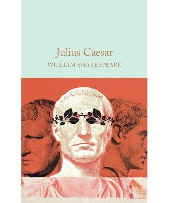 Boek cover Julius Caesar van William Shakespeare
