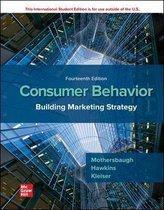 ISE Consumer Behavior
