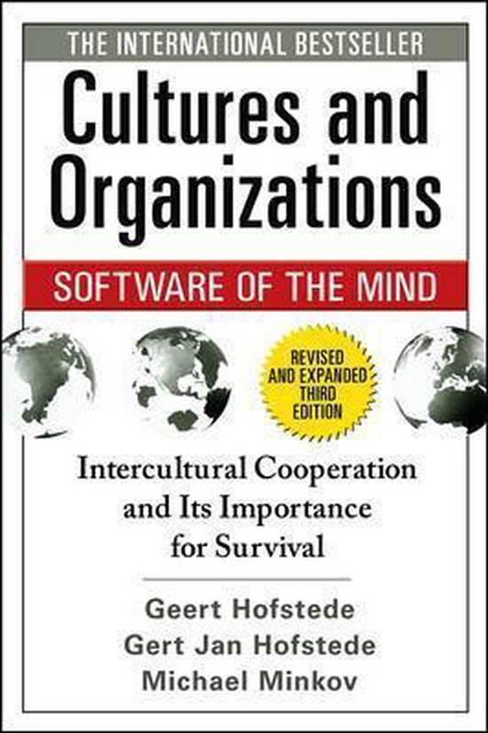 Cultures and Organizations (3Rd Edn)