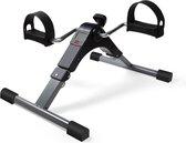 Technaxx LX-023 - Mobiele Hometrainer voor benen en armen - Fietstrainer voor onder bureau of tafel - zwart