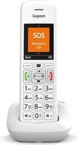 Gigaset E390E DECT Telefoon - 1 stuk - Wit