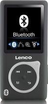 Lenco XEMIO-768 Grey - MP3/MP4 speler met Bluetoot
