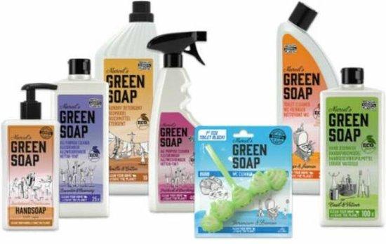 Marcel's Green Soap - Verhuispakket / Ecologisch / Vegan / Schoonmaakpakket / Schoonmaak pakket / Schoonmaakset XXL / Groene zeep / Allesreiniger / Voordeel / Voordeelpakket / Schoonmaakmiddelen