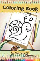 Coloring Book for Kids Ages 4-8 (Coloring Books for Kids): Coloring Book for Kids Ages 4-8 (Coloring Books for Kids)