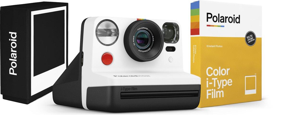 Polaroid Now Everything Box Special Edition - Black & White