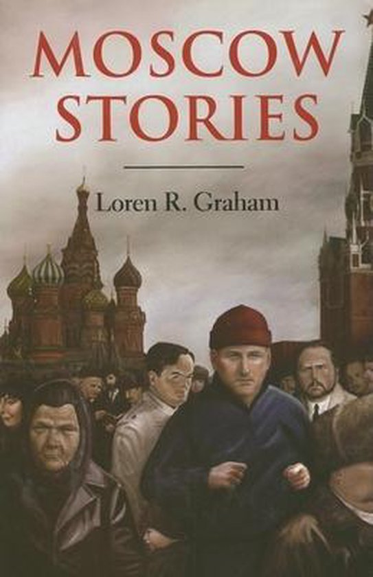 Boek cover Moscow Stories van Loren R. Graham