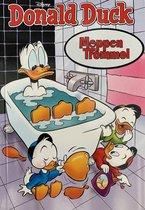 Donald Duck Moppentrommel - Moppenboekje