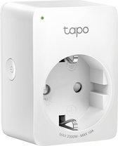 TP-Link Tapo P100 - Mini Slimme Stekker