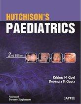 Omslag Hutchison's Paediatrics