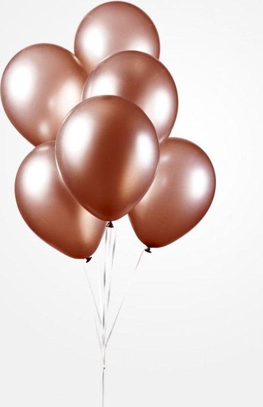 Metallic Koper Ballonnen