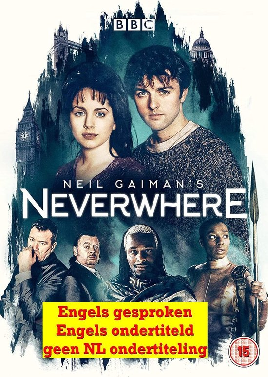 Cover van de film 'Neverwhere'