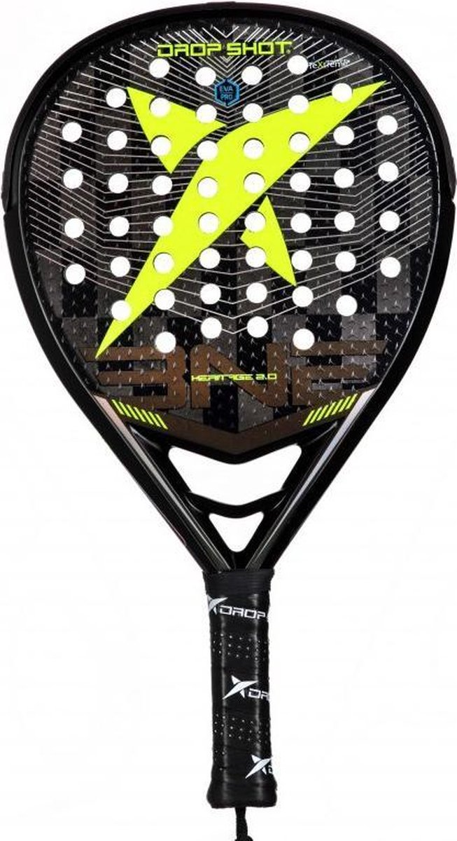 Drop Shot Herritage 2.0 (Diamond) – 2021 padel racket