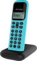 Alcatel D285S single draadloze huistelefoon voor de vaste lijn - turquoise