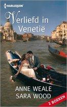 Omslag Verliefd in Venetië
