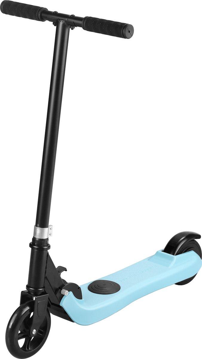 More4home Kids Q3 - Opvouwbare Elektrische Step voor kinderen (100 - 150 cm) - kick scooter - 2000mAh, Max Snelheid 6 km, 6 km Bereik
