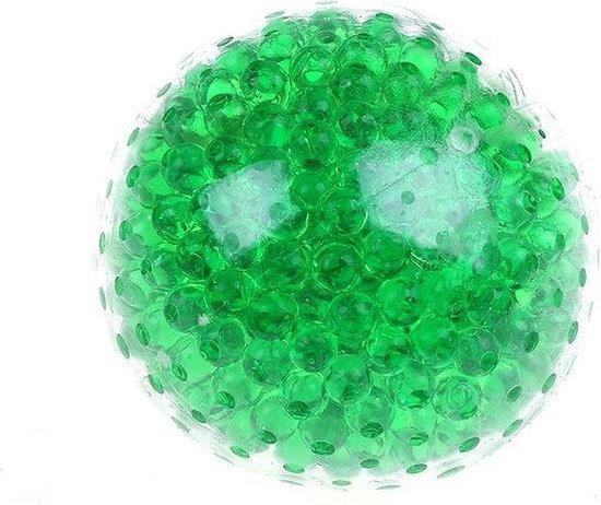 Afbeelding van het spel Stressbal Orbeez - Stressbal kinderen - Stressbal Groen - Met Licht