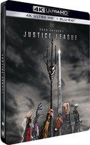Zack Snyder's Justice League (Steelbook) (4K Ultra