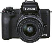 Canon EOS M50 Mark II + Premium Livestream kit