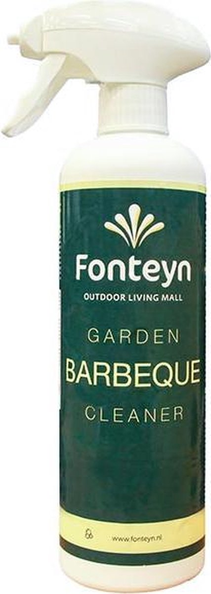 Fonteyn Garden BBQ Cleaner | 500 ml