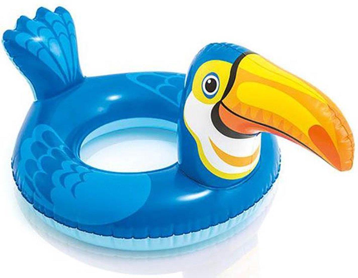 Zwemband in dier vorm | vogel | ca. 89 x 56 cm | 3-6 jaar