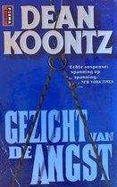 Boek cover Gezicht van de angst van Dean Koontz