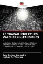 Le Travailleur Et Les Valeurs (In)Tangibles