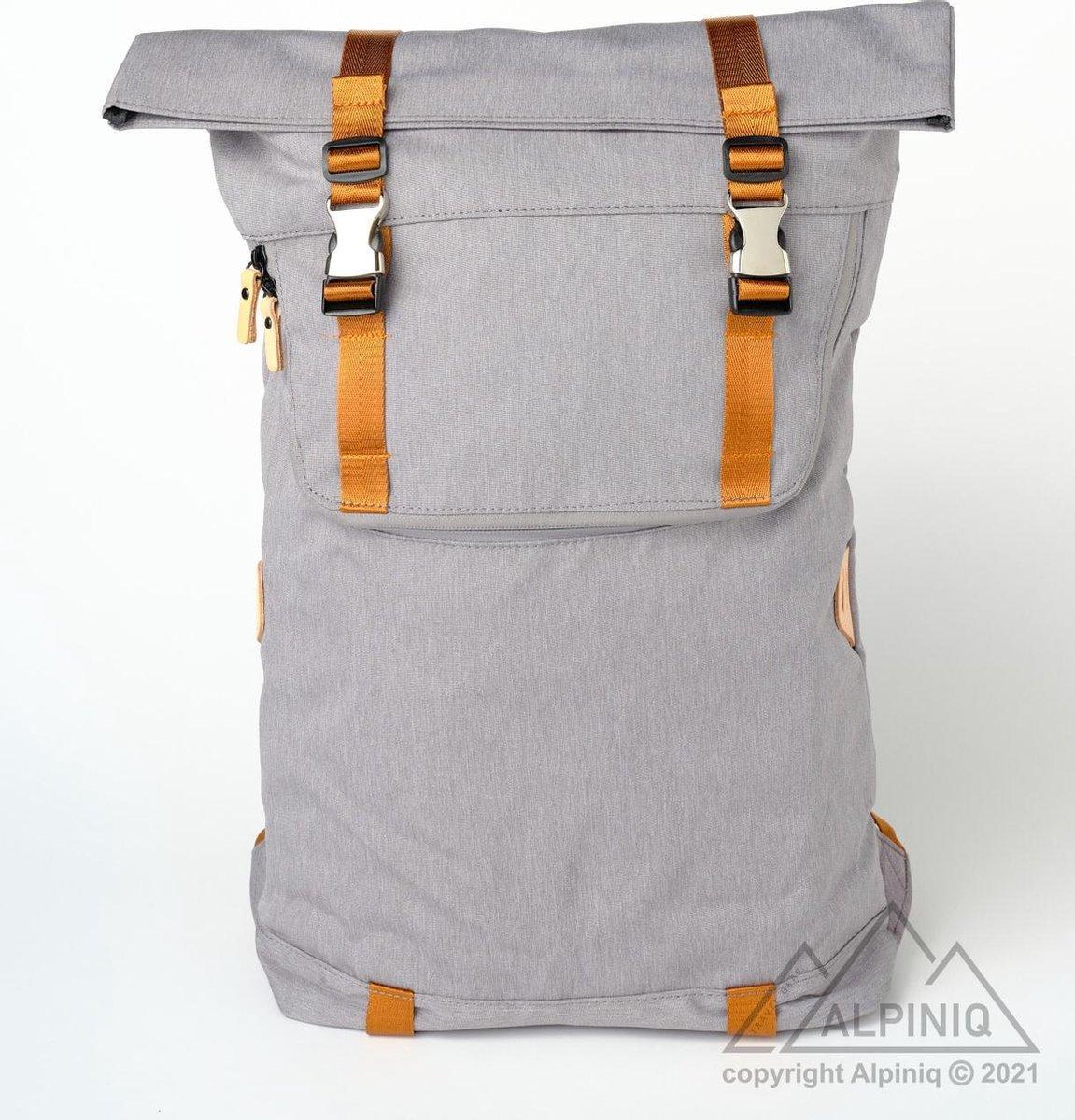 Alpiniq Wanderer backpack- grijs - 33l