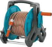 GARDENA Classic Wandslanghouder 50 Complete Set Slanghouder - 20 Meter Slang - Maximale capaciteit 50 Meter