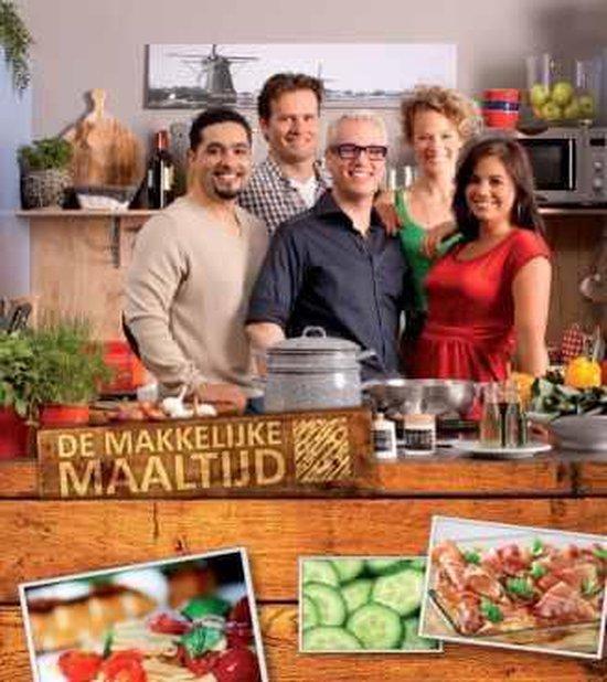 Cover van het boek 'De makkelijke maaltijd' van 24 Kitchen