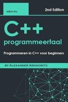 C++ programmeertaal