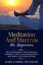 Meditation and mantras for beginners