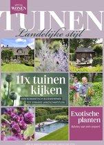 Wonen Landelijke Stijl Magazine - Tuinen 1-2021