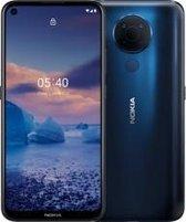 Nokia 5.4 - 128 GB - Blauw - inclusief draadloos koptelefoon